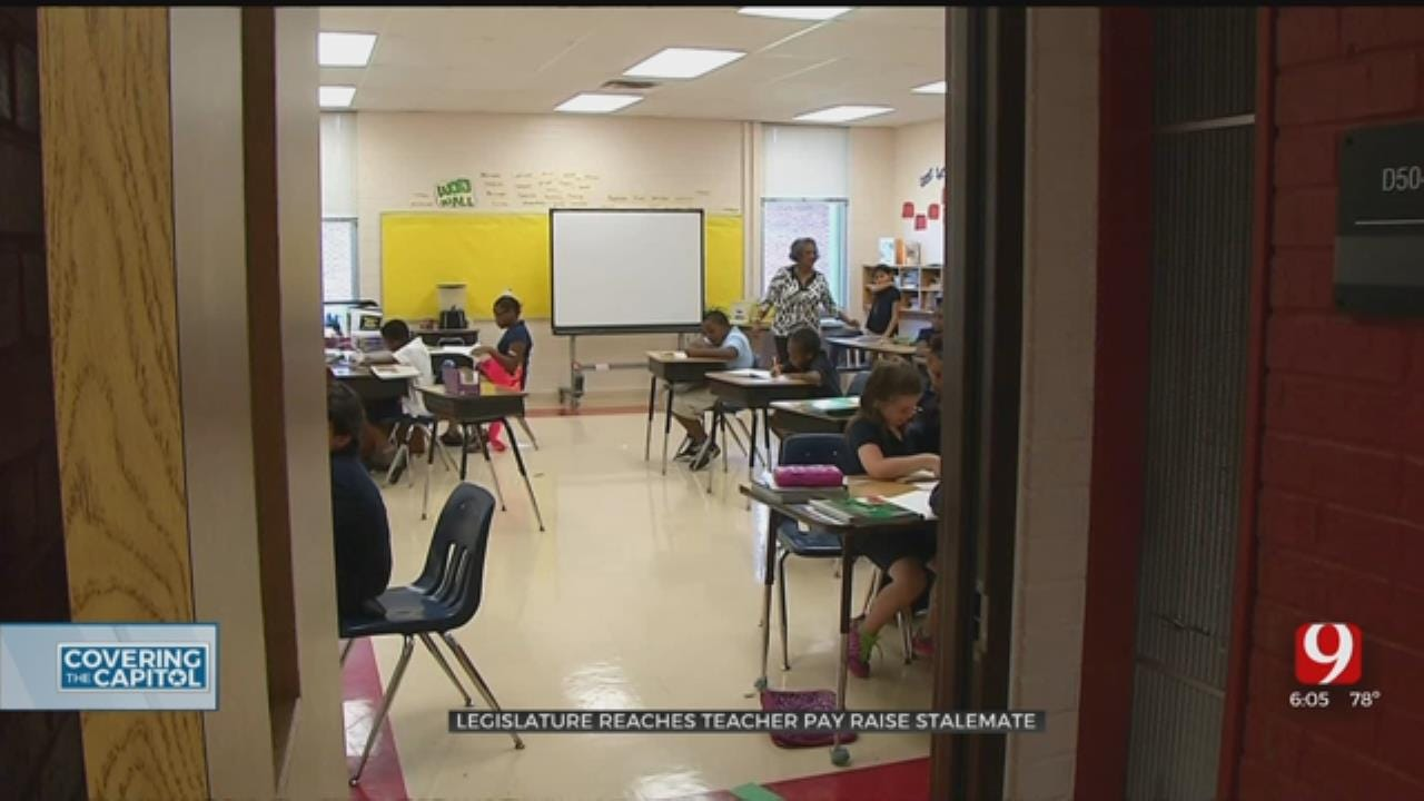 Budget Battle Over Education Continues At State Capitol