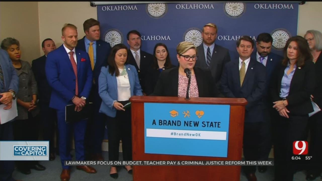 Capitol Week In Review: Lawmakers Focus On Finances As Legislative Session Winds Down