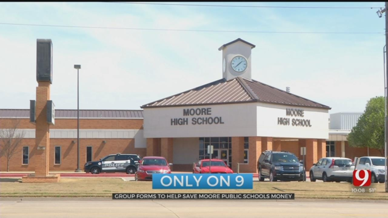 Group Raising Money To Help Fund Moore Public Schools Projects