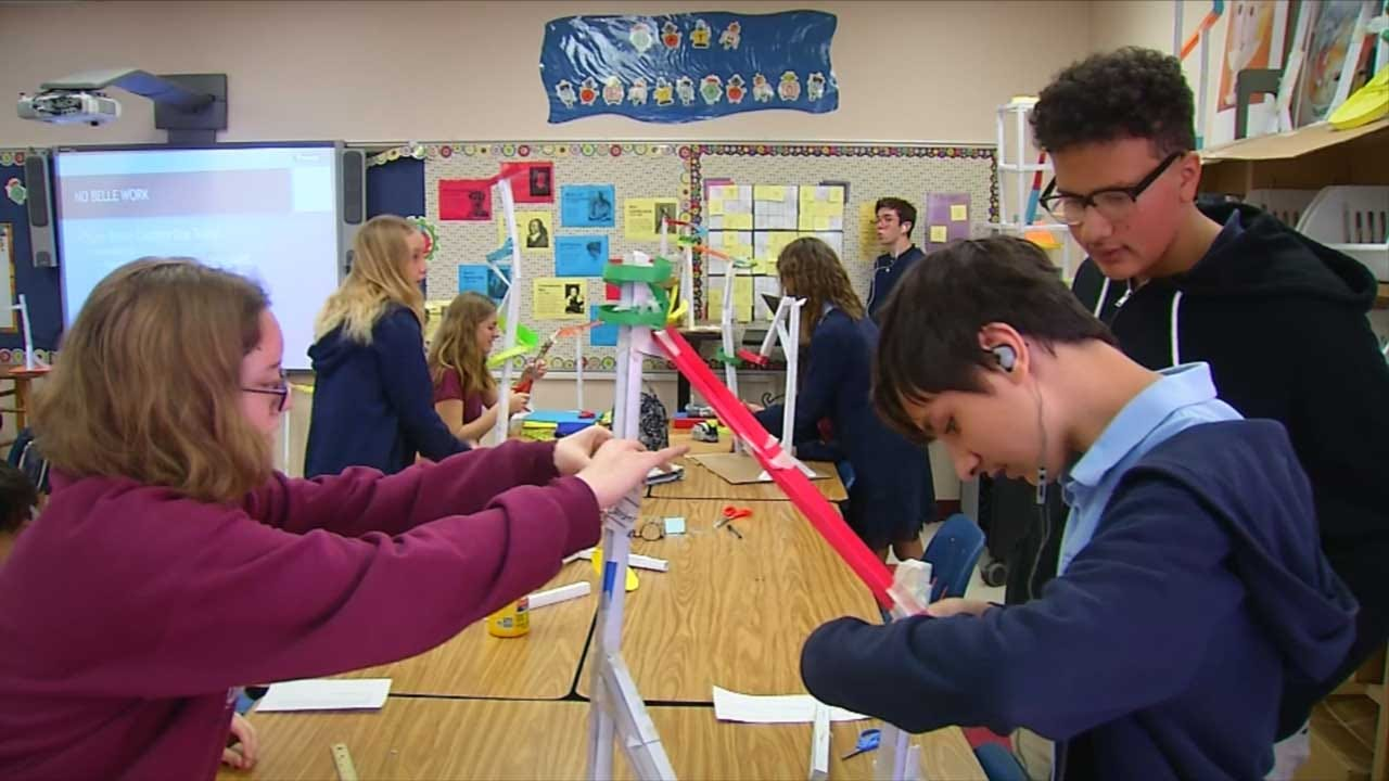 OKC's Belle Isle Enterprise School Will Be Accepting More Students Next Year