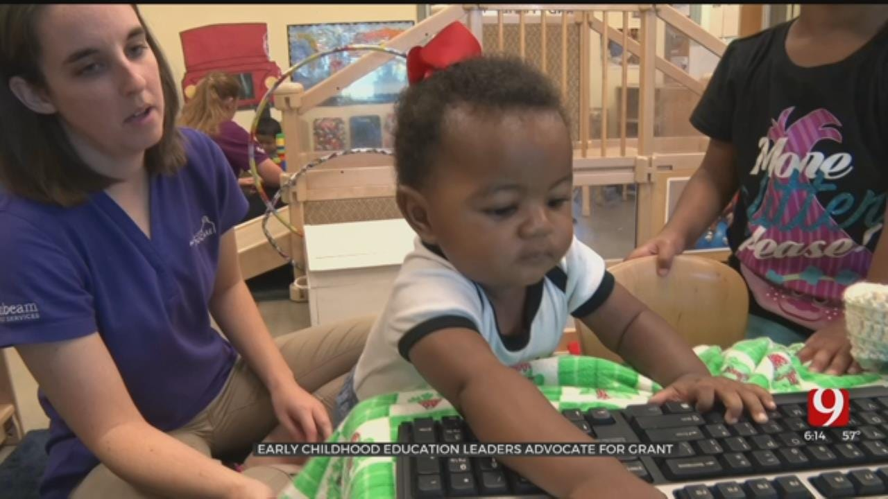Oklahoma Advocates For Expansion Of Federal Preschool Grant