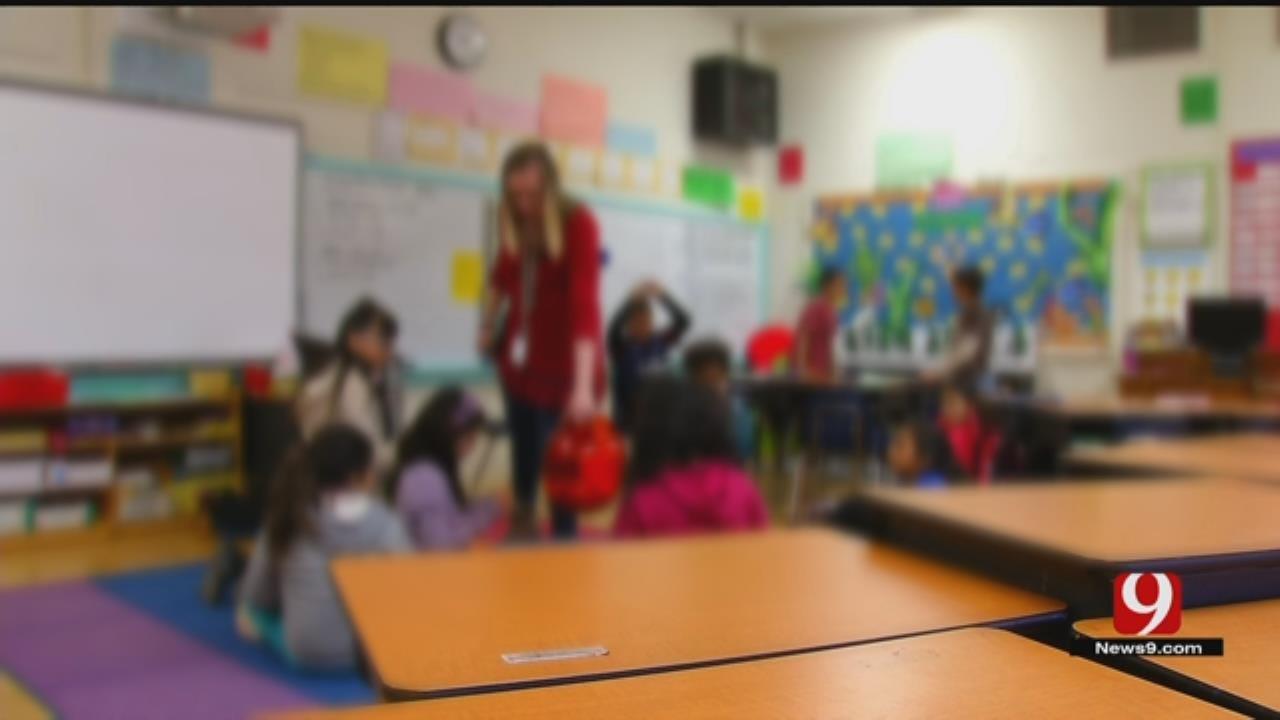 Teacher Pay Raises Helping Oklahoma Districts Retain Staff