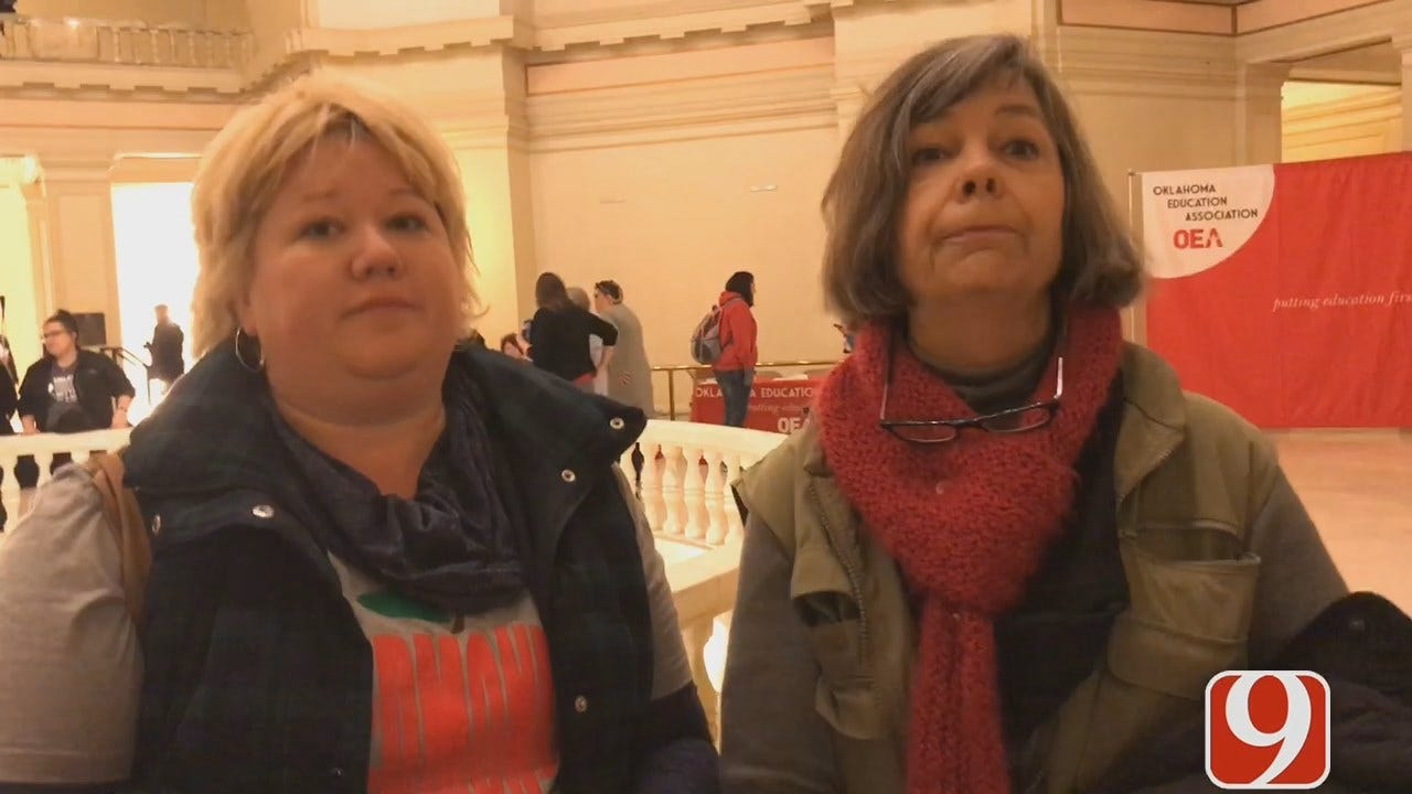 [UNFILTERED] Teacher Recalls Participating In 1990 Walkout, Too