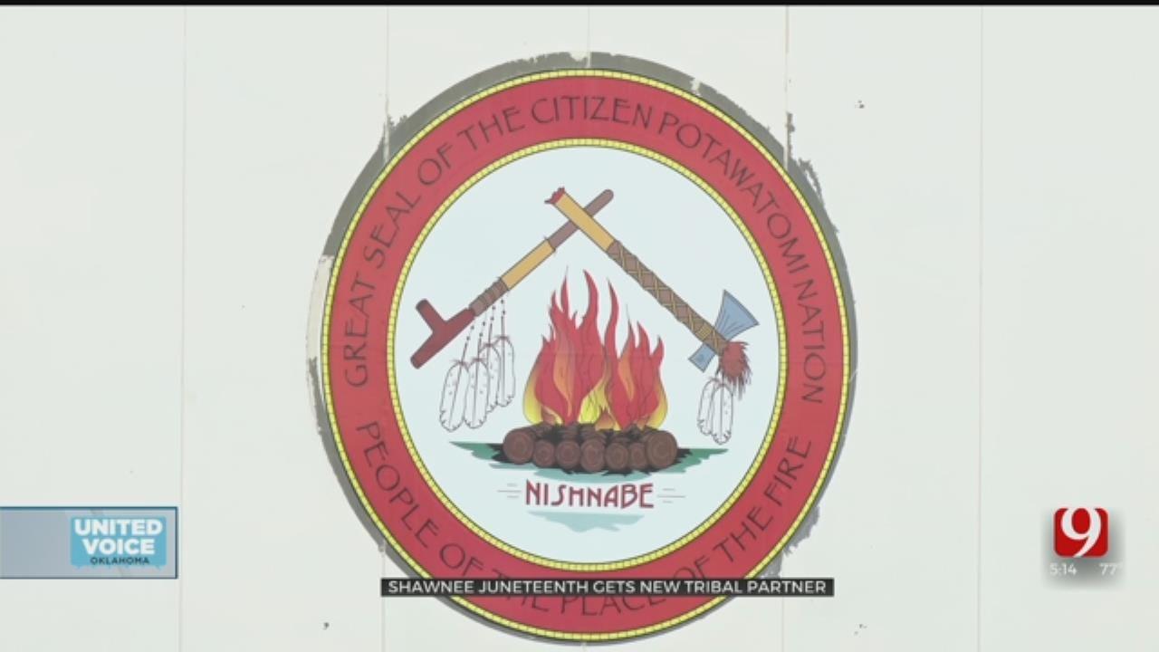 United Voice: Shawnee Juneteenth Celebration Gets New Tribal Partner