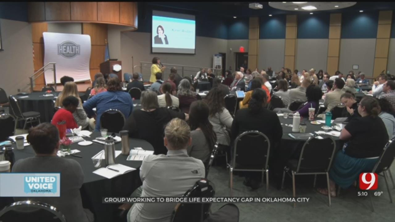 United Voice: Bridge Conference Aims To Tackle Low Life Expectancy In NE OKC