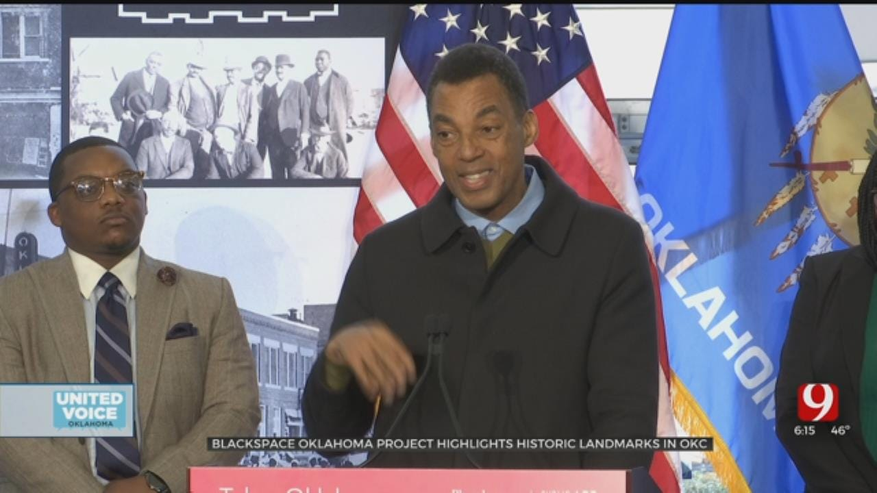 'BlackSpace Oklahoma' Project Will Highlight Historic Landmarks For Future Generations