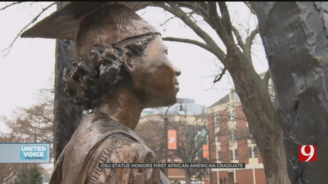 United Voice: OSU's First Black Graduate Leaves Lasting Legacy On Campus