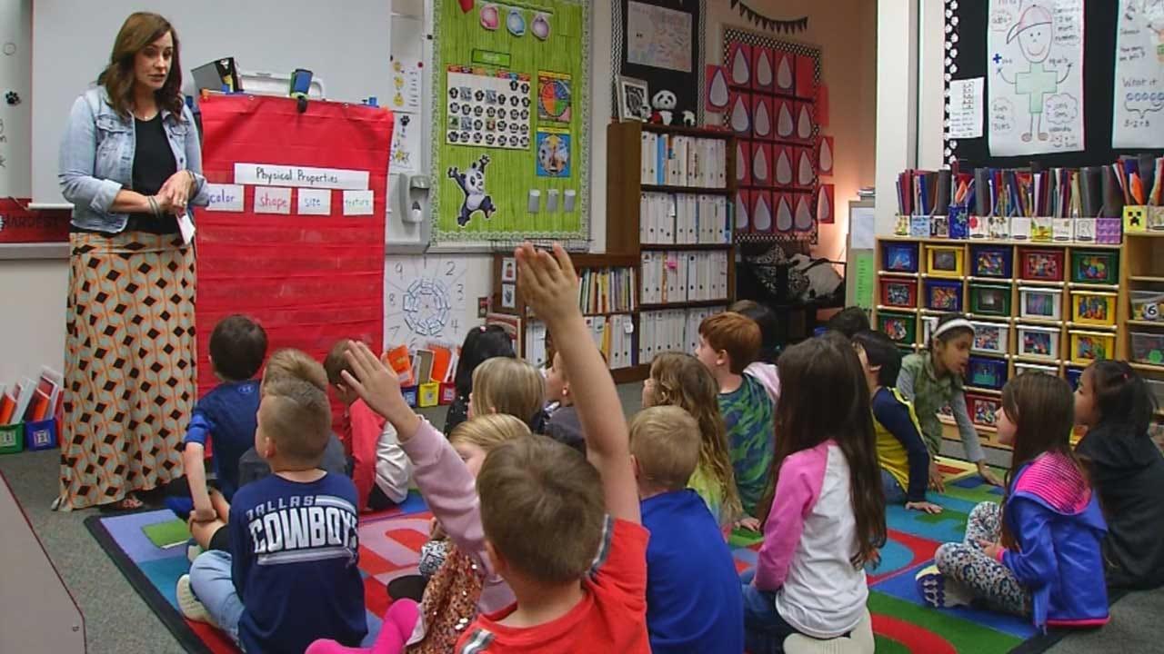 9 Investigates: Oklahoma Still Losing Teachers Despite Pay Raises