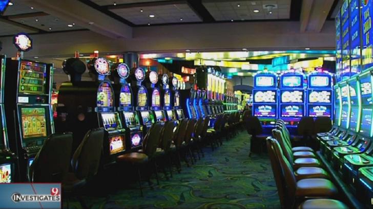 9 Investigates: Tornado Safety At Oklahoma Casinos