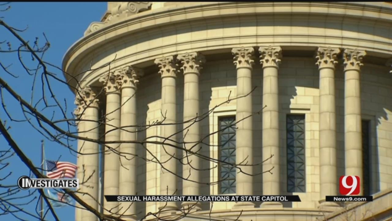 Staffer Alleges Widespread Sexual Harassment At State Capitol