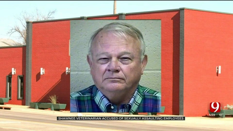 Shawnee Veterinarian Accused Of Sexually Assaulting Employees