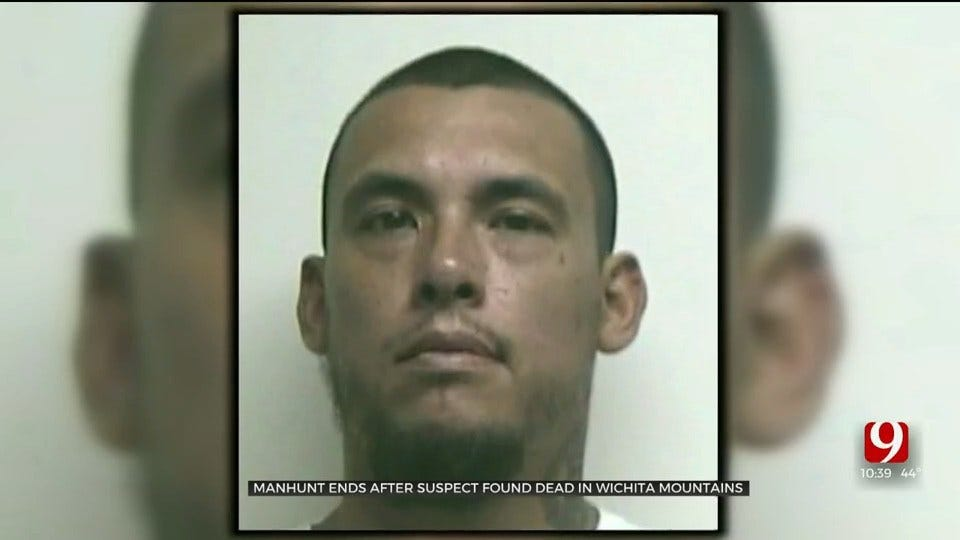 Norman Man Suspected In Toddler's Death Found Dead At Comanche County Refuge