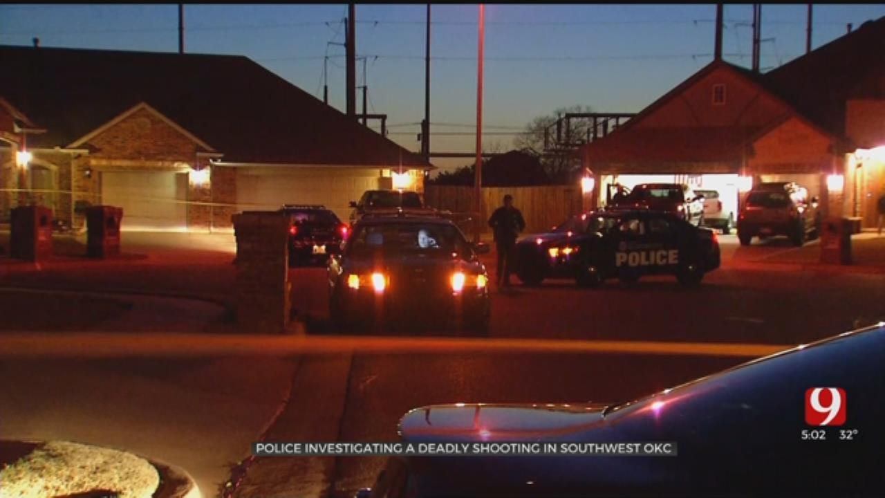 1 Dead Following SW Oklahoma City Shooting