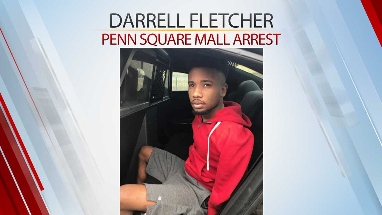 Man Accused Of Firing Shots Inside Penn Square Mall Arrested