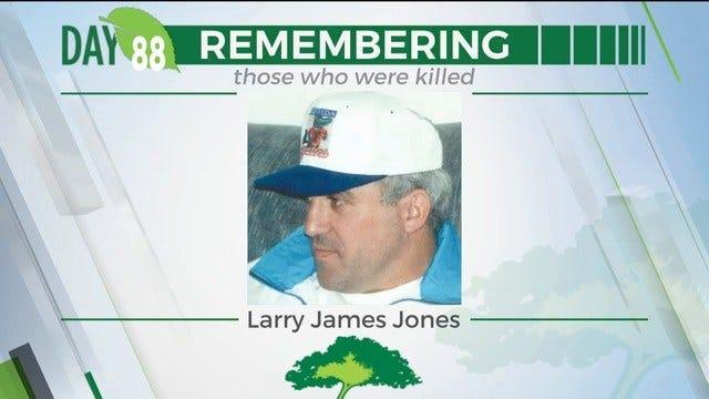 168 Days Campaign: Larry James Jones