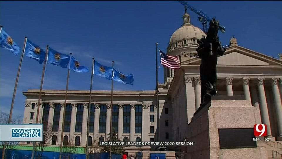 Legislative Leaders Preview 2020 Session