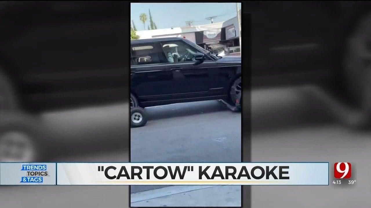 Trends, Topics & Tags: 'Car Tow' Karaoke
