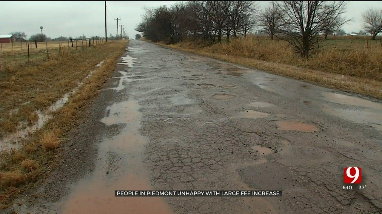 Piedmont City Council Raises Road Fee As Part Of 2-Year Road Repair Plan