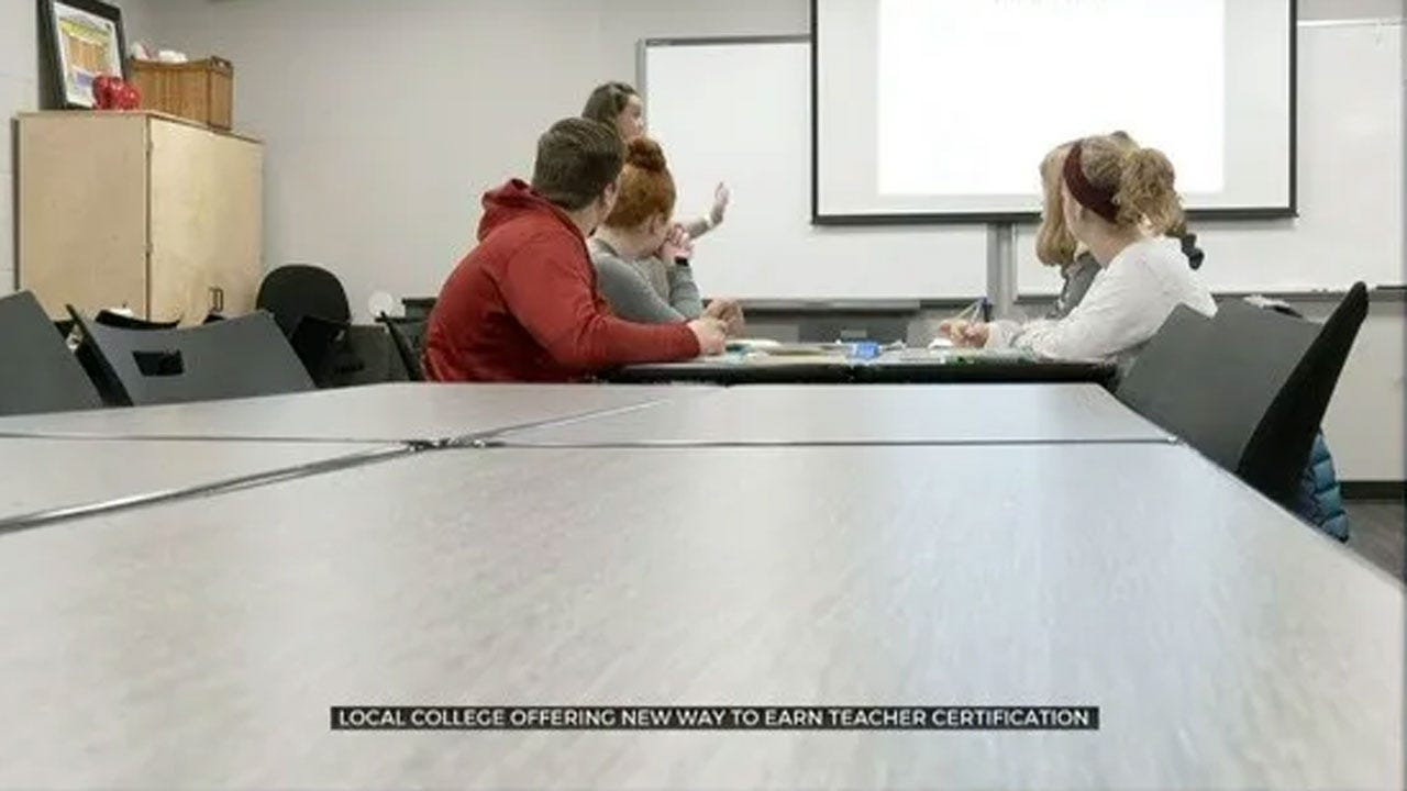 OCU Offering New Alternative Certification Program For Aspiring Teachers
