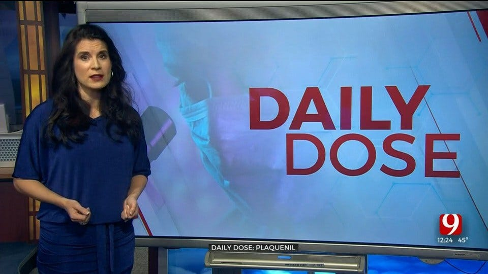 Daily Dose: Plaquenil