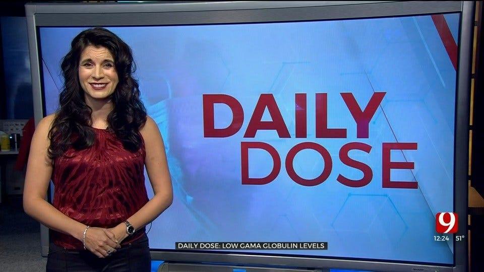 Daily Dose: Low Gamma Globulin Levels