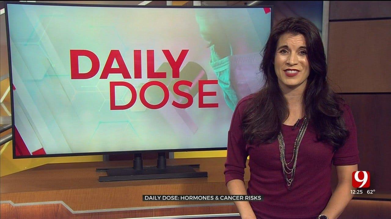 Daily Dose: Hormones & Cancer Risks