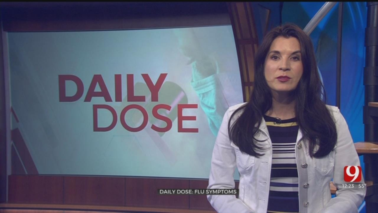 Daily Dose: Flu Symptoms