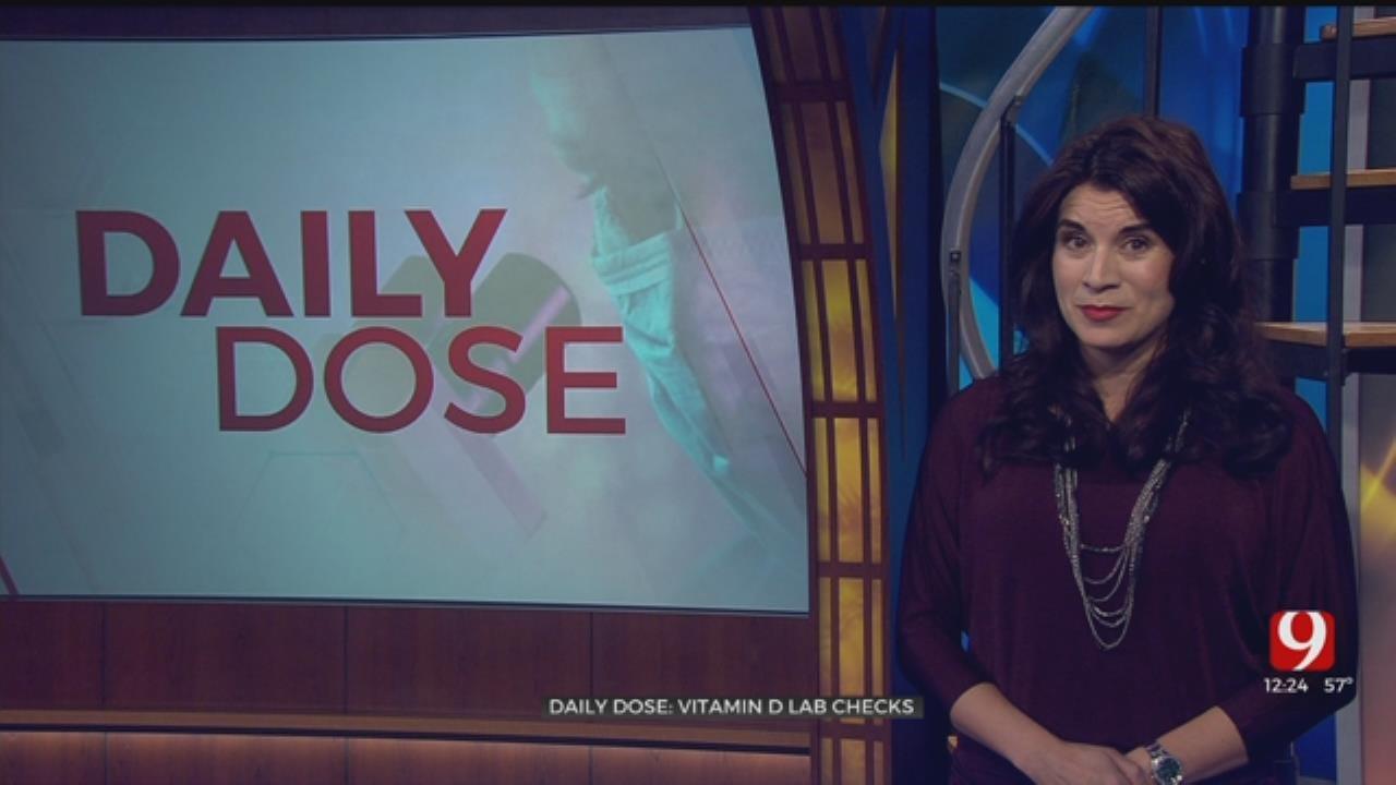 Daily Dose: Vitamin D Lab Checks