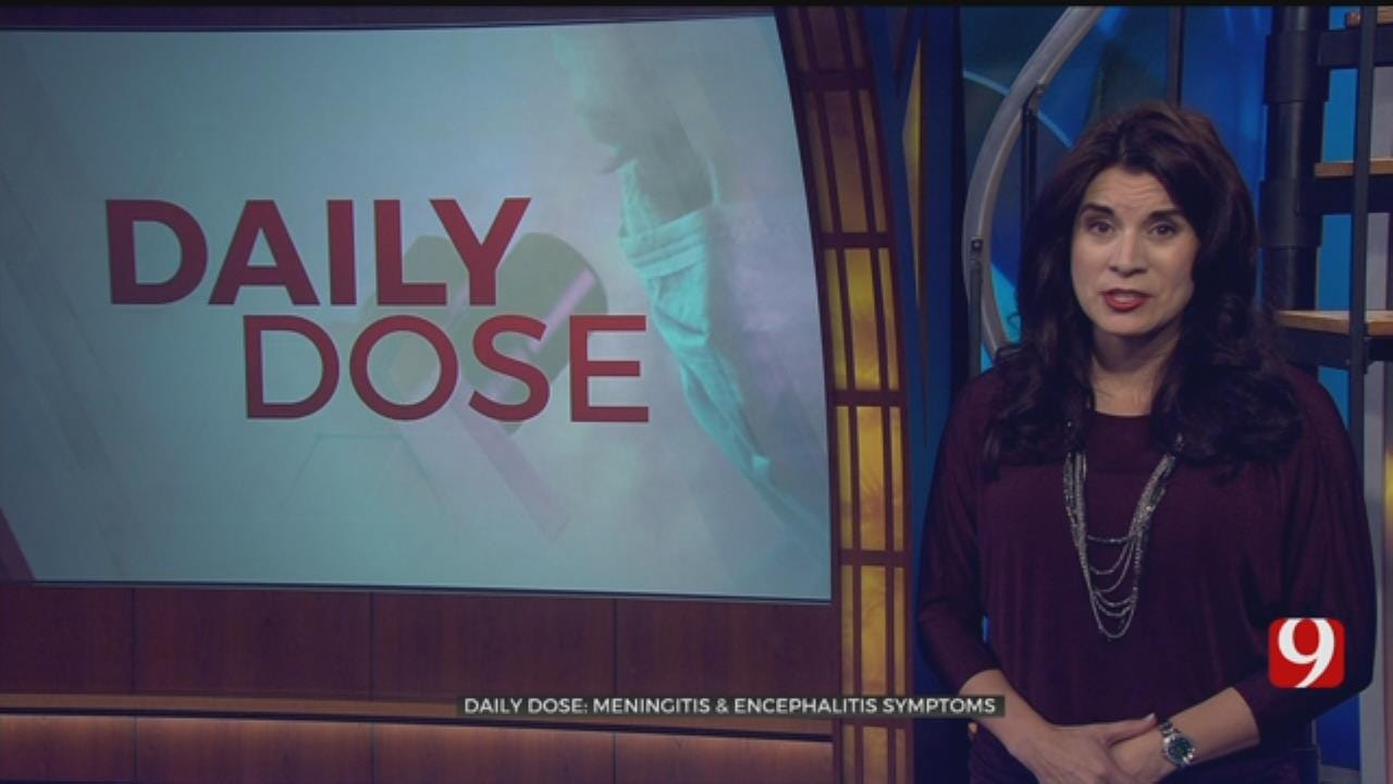 Daily Dose: Meningitis & Encephalitis
