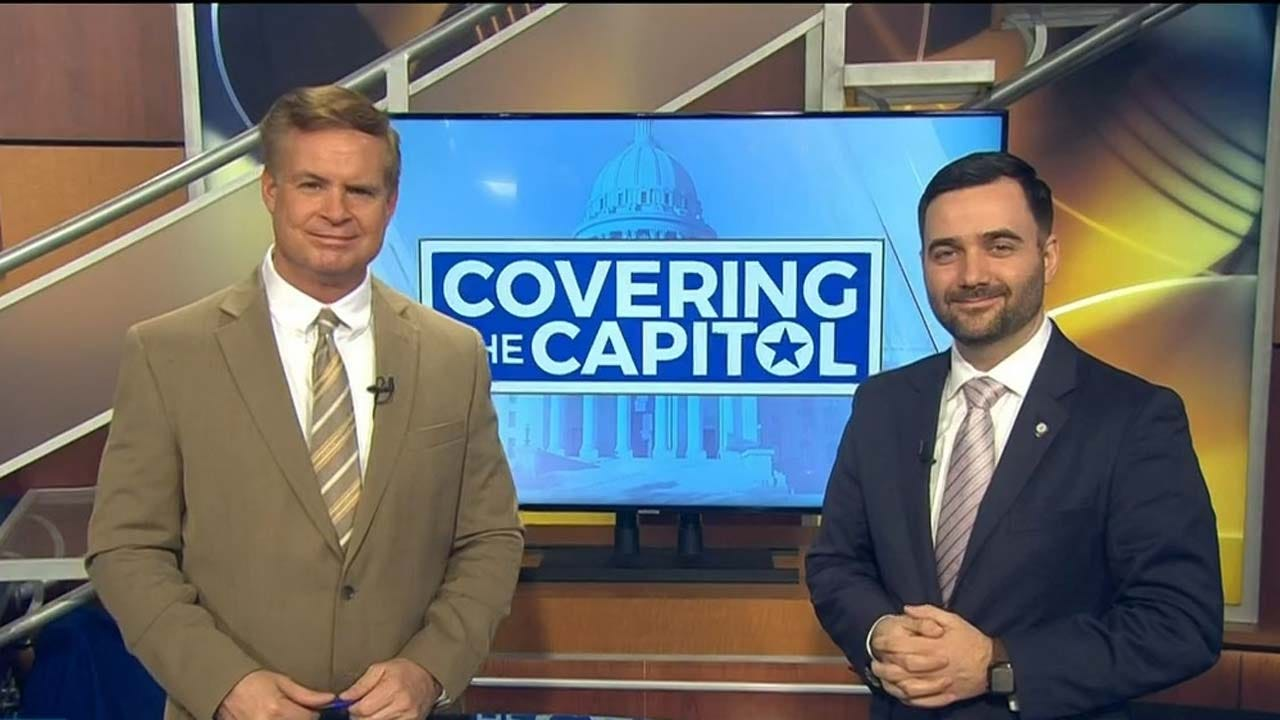 Covering The Capitol: State Sen. Nathan Dahm On MAGA License Plates & Other Bills