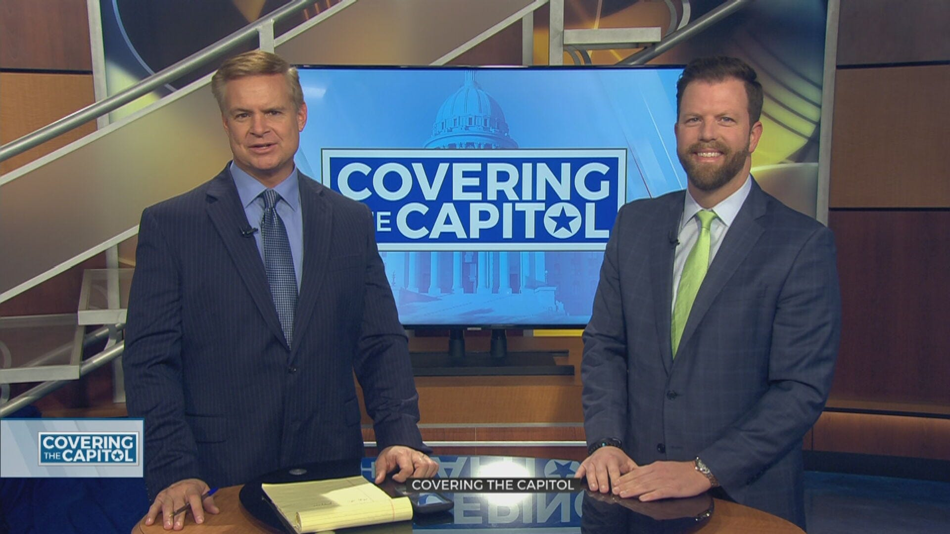 Covering The Capitol: Medicaid Reform, Education, & The Death Penalty