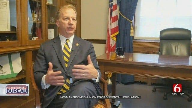 Oklahoma Legislators Weigh In On Environmental Legislation