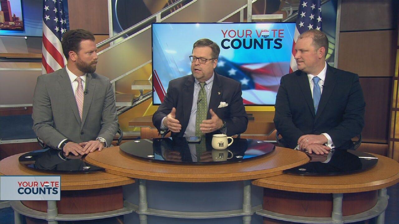Your Vote Counts: Education Funding, Minimum Wage, Legislative Procedures