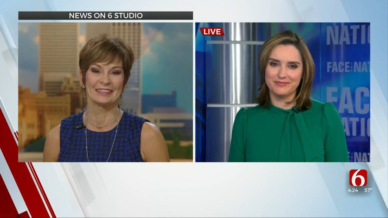 Face the Nation's Margaret Brennan Explains China Trade Agreement