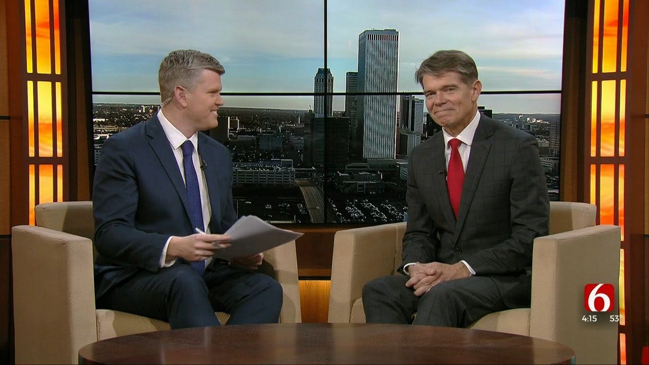 News On 6's Alex Cameron Talks About Reporting From Washington, DC