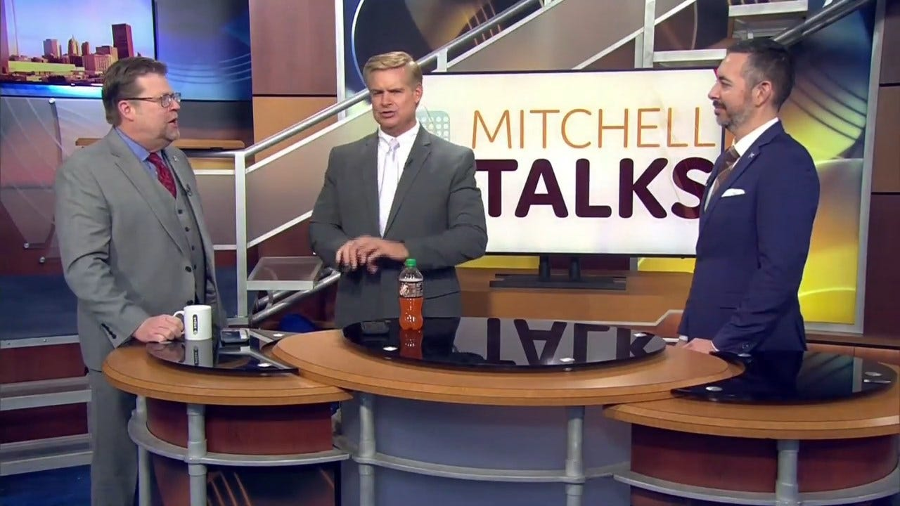 Mitchell Talks: Oklahoma Group Wants To Change How Districts Are Drawn