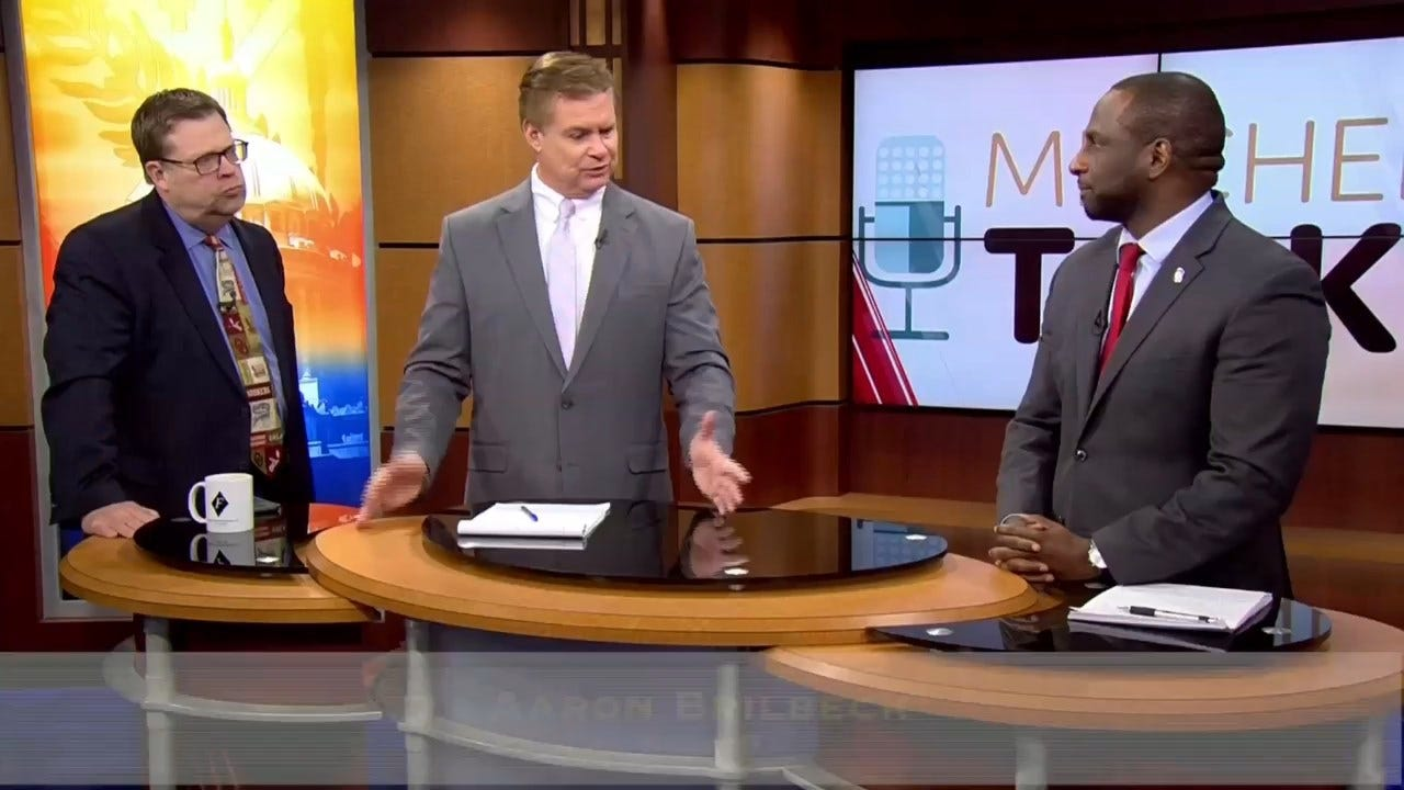 Mitchell Talks: Lawsuit Filed To Prevent Permitless Carry From Becoming Law