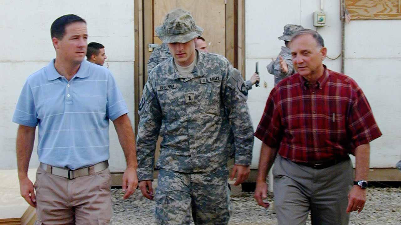 President Trump Grants Pardon To Oklahoma Man Convicted Of Killing Iraqi Prisoner