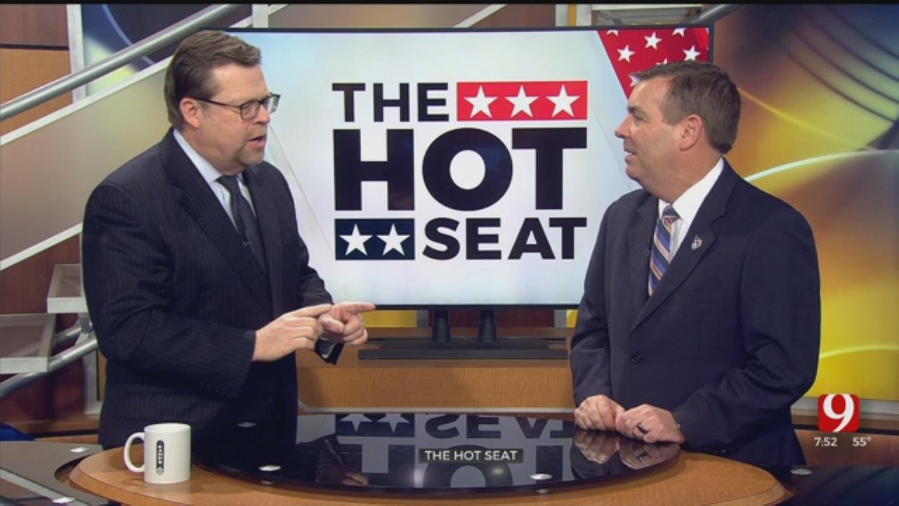 Hot Seat: Switching From Analog To Digital Oklahoma