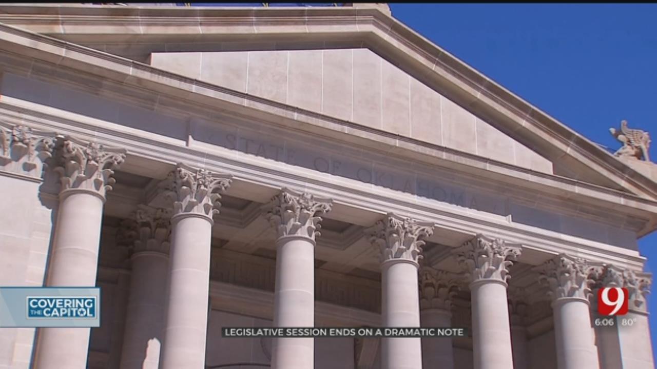 Legislative Week In Review: Spending Plan, Last-Minute Drama Highlight Week