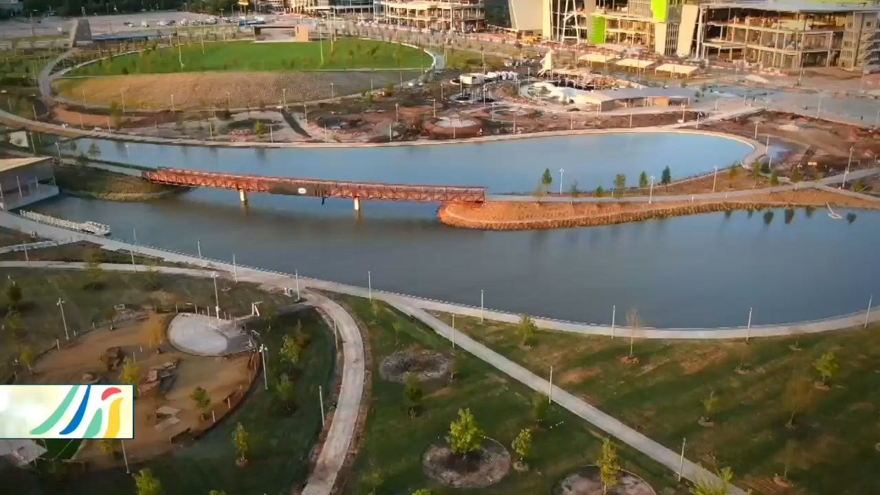Operating Funds Needed To Keep Scissortail Park Open