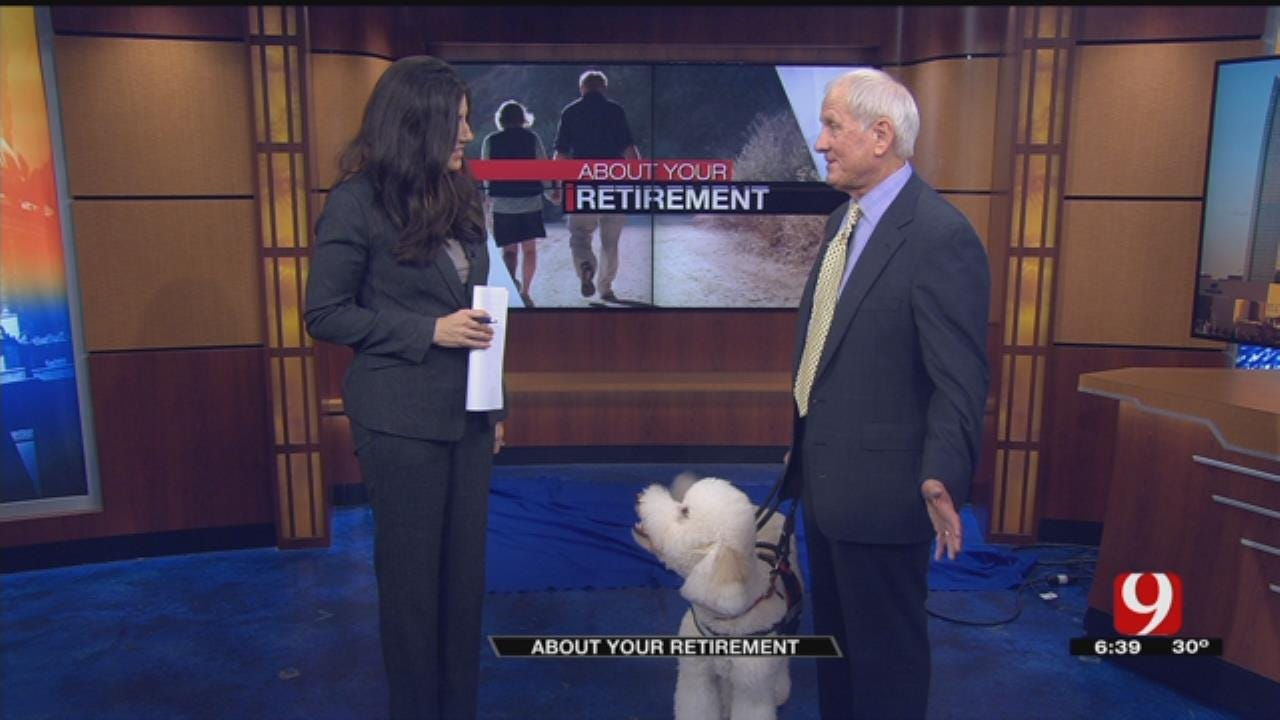 About Your Retirement: Therapy Dogs