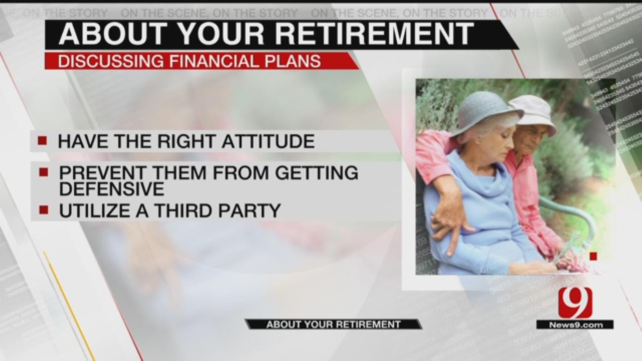 About Your Retirement: Rules To Approaching Parents About Their Money