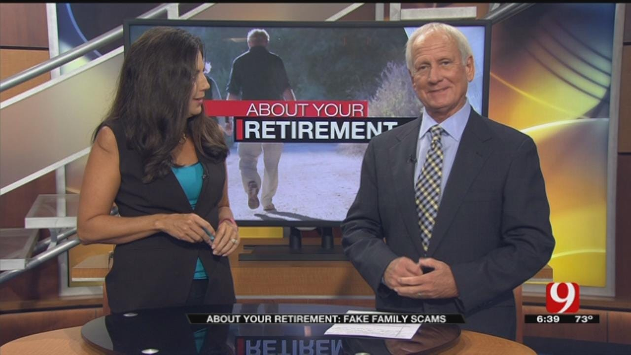 About Your Retirement: Fake Family Scams