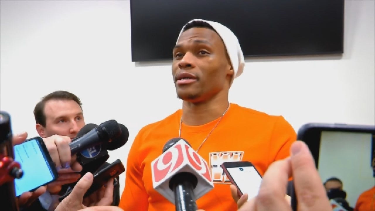 Westbrook Fined $25,000 For Confrontation; Utah Fan Banned For Life