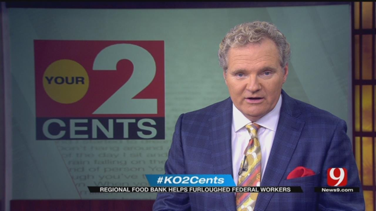 Your 2 Cents: Oklahoma Furloughed Workers Thankful For Help