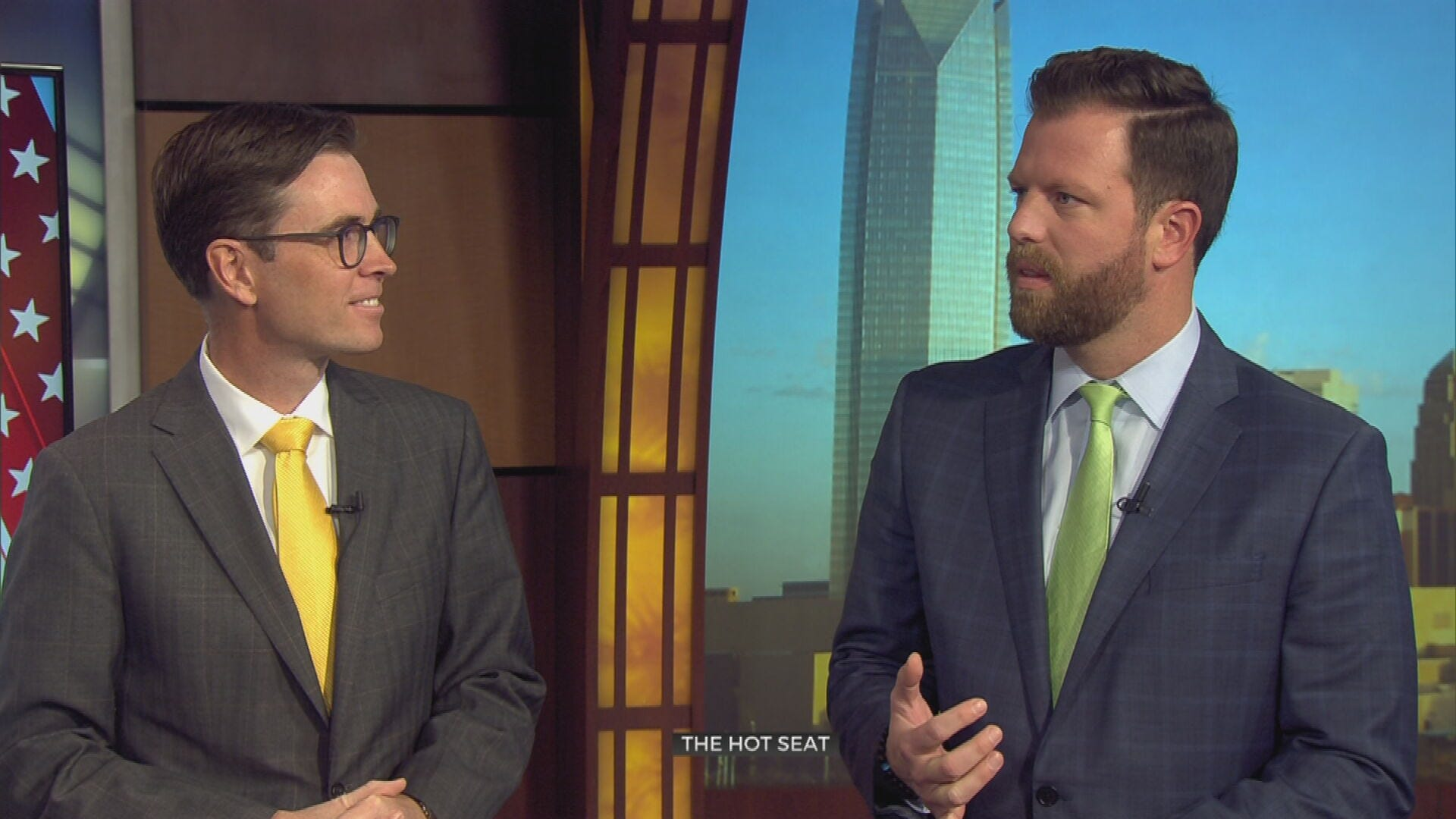 The Hot Seat: The Film Industry In Oklahoma