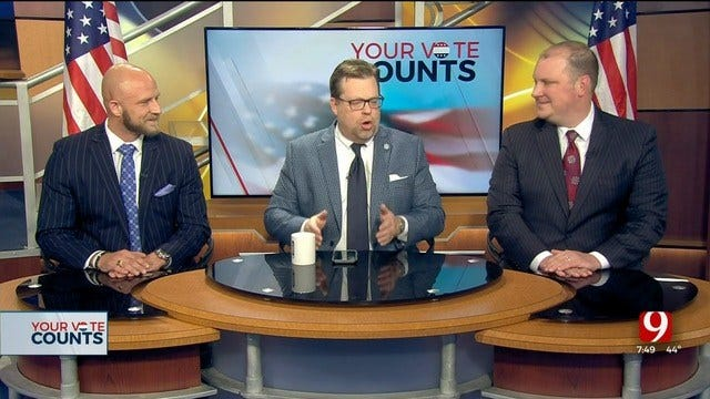 Your Vote Counts: Oil & Gas Downturn, State Health Dept. Budget