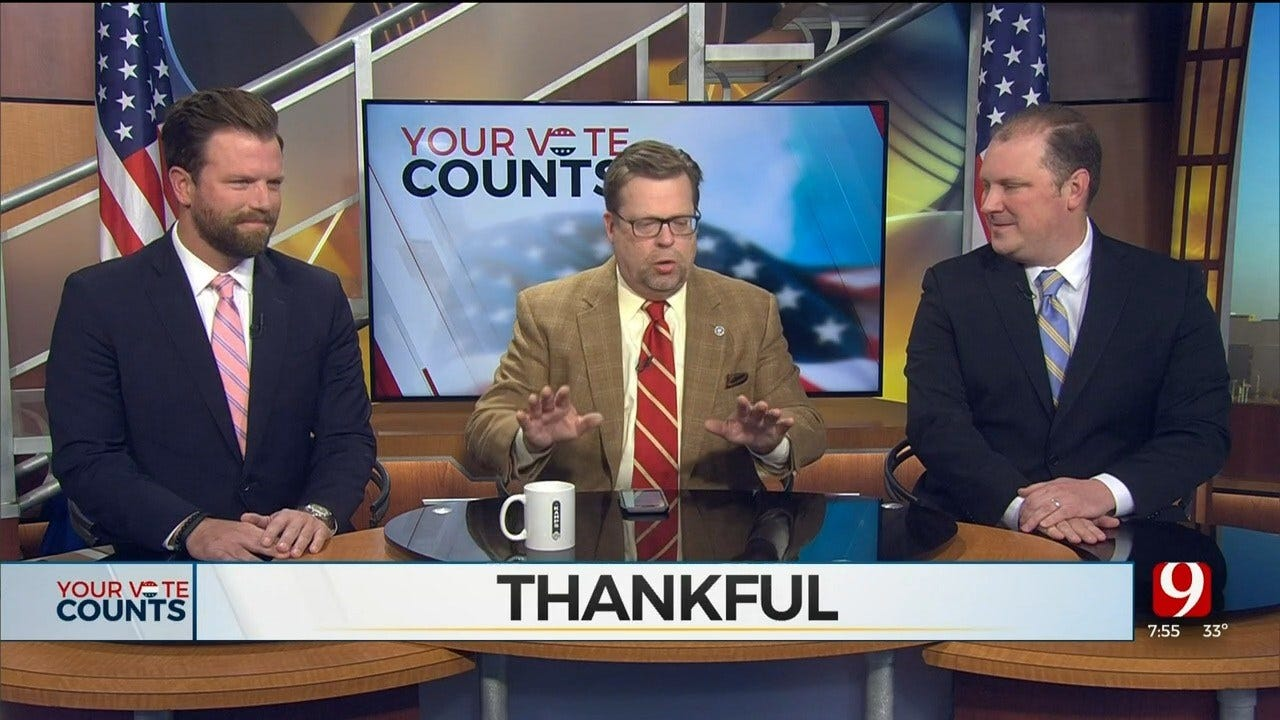 Your Vote Counts: A-F Reviews, 4 Day School Weeks, & Medicaid Drama