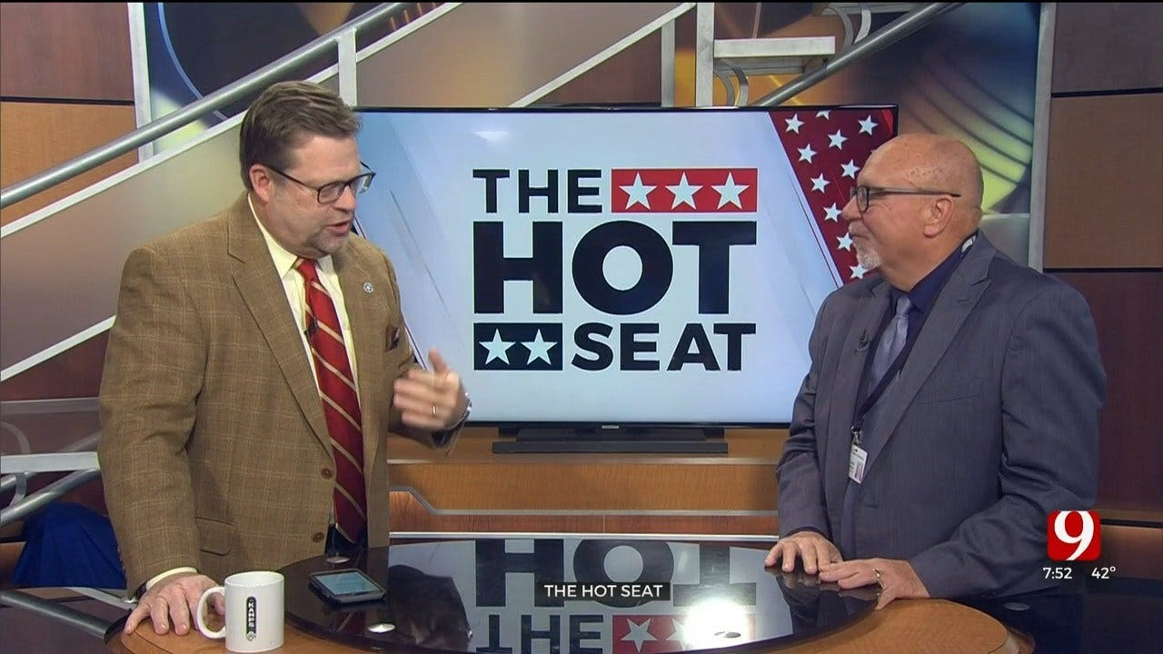 The Hot Seat: Validity Of State's Report Card For School Districts
